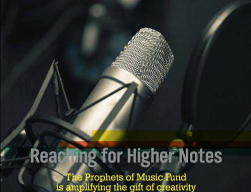 The Prophets of Music Fund is amplifying the gift of creativity